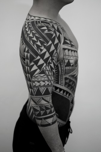 2017 Tribal Tattoo 1