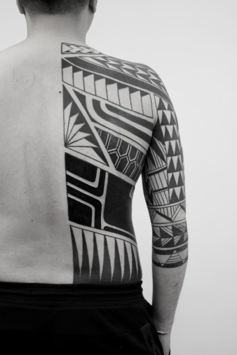 2017 Tribal Tattoo 2