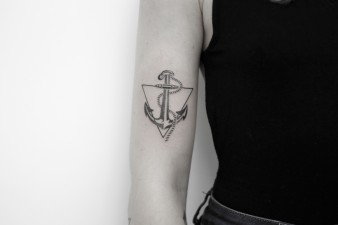 2018 Triangle Tattoo 2