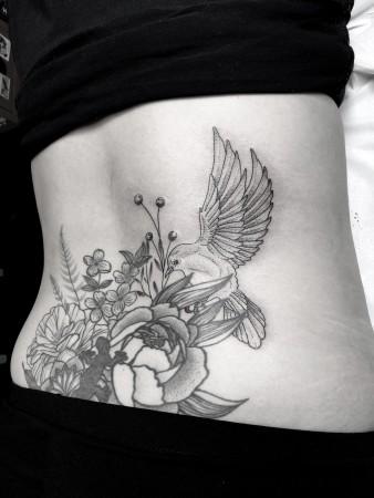 2019 May 11th Bird Tattoo