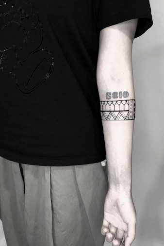 2019 May 7th Tribal Tattoo 1