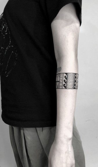 2019 May 7th Tribal Tattoo 2