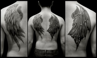 Angel & Devil wings