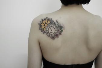2018 Mandala X Flower