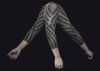 2021 August 24 Mandala Slevee Tattoo 2