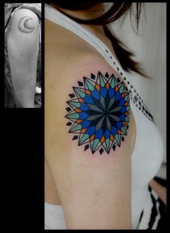 Mandala Cover Up X