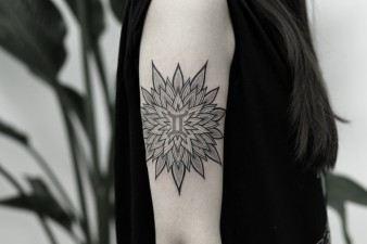 Mandala Gemini